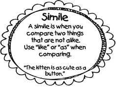 Simile, Videos and Songs on Pinterest