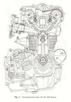 Stirling Engine Diagram, Stirling, Free Engine Image For