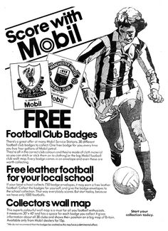 1000+ images about Classic Football Press Advertisments on