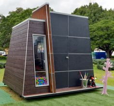 Very Modern Cubby House Design Enter Our Competition To Win 200