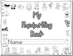 1000+ images about Kindergarten--Handwriting on Pinterest
