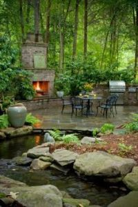 Outdoor spaces/Plant ideas on Pinterest   Backyards ...