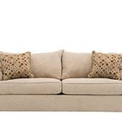 Cream Colored Microfiber Sofa Leather And Fabric Mix Corner 1000+ Images About Raymour & Flanigan Couches On Pinterest ...