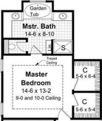 Walk In Shower Dimensions   Free 12x18 Master Bedrooms ...