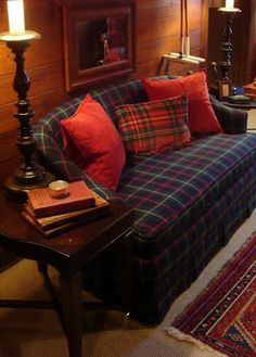 small sofas for rooms uk sofa bed thick mattress 1000+ images about tartan on pinterest | plaid ...