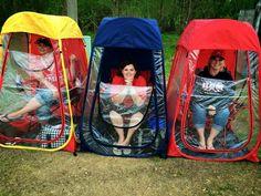 soccer mom covered chairs world market seahawks flower pot tower | diy :) pinterest