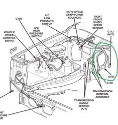 Ford Festiva Distributor Wiring Diagram. Ford. Auto Wiring