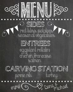 Alottas Deli Chalkboard Menu Gardens Restaurant And