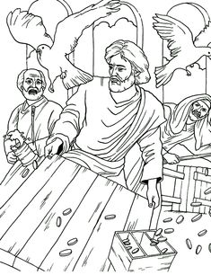 1000+ images about Jesus Cleansed the Temple: Matthew21:12