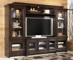 Ashley Furniture Entertainment Center Home Decor