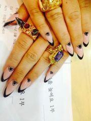 2ne1 nails