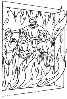 1000+ images about Bible OT: Shadrach, Meshach, & Abednego