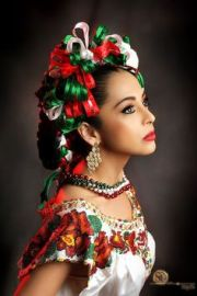 1000 ideas mexican hairstyles