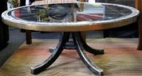 1000+ images about Wagon wheel table on Pinterest | Wagon ...