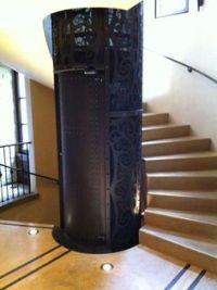 1000+ images about Ascensores on Pinterest | Elevator ...