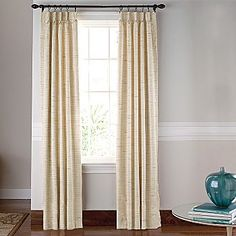 Jewel Tex III Pinch Pleat Drapery Panel Pair Jcpenney Curtains