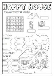 Worksheets, Teaching resources and Happy on Pinterest