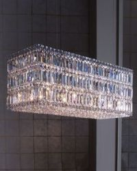 Rectangular Chandelier on Pinterest | Chandeliers ...