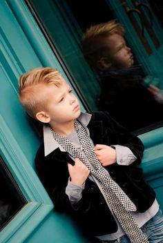Trendige Und Coole Frisuren Für Jungs Baby Pinterest