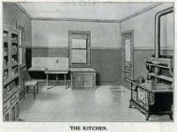 1000+ images about early 1900's kitchens on Pinterest ...