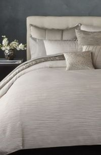 Wamsutta Serenity Quilted Coverlet in Mink