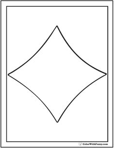 Shot glass pattern. Use the printable outline for crafts