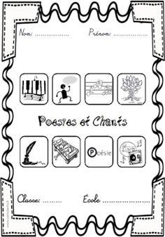 Organisation rentrée 2013/2014 CE1/CE2 (pages de garde