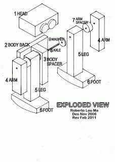 Blog Paper Toy papercraft Honda RA 272 instructions 4