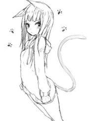 anime manga fox cat bunny