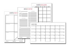 1000+ images about DIY half-page Planner on Pinterest