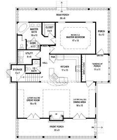Farmhouse plans, Farmhouse and Modern farmhouse on Pinterest