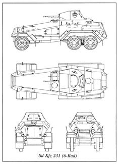 Box saloon drawing with dimensions (large file size