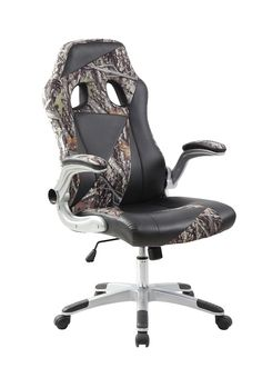 Camo Desk Chair