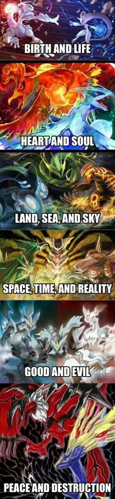 Sea Pokemon And Sky Comic