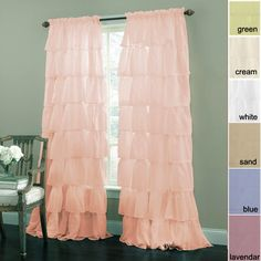 King Shabby Cottage Chic Layers Of Dreamy Aqua Petticoat Ruffles