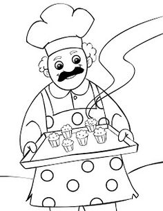 Mary, Mary, Contrary Nursery Rhyme Coloring Page with