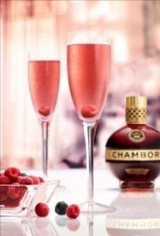 Image result for Autumn Thunder Chambord drink