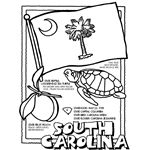 #Florida State Symbol Coloring Page by Crayola. Print or