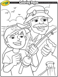 This printable coloring page is great for little animal