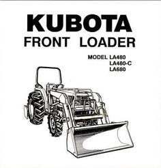 Kubota Workshop Service Repair Manual: KUBOTA BT820