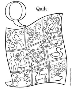 Pattern coloring pages, Quilt patterns and Coloring pages
