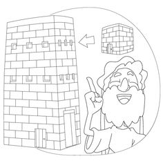 Parable Of The Rich Fool Coloring Page Coloring Pages
