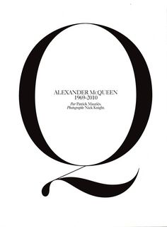1000+ images about // Alexander McQueen // on Pinterest
