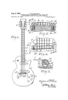 Gibson les paul, Large format and Les paul on Pinterest