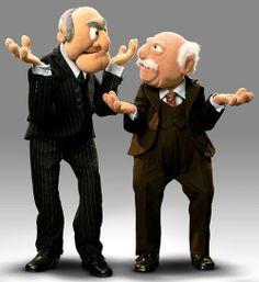 Image result for two old men