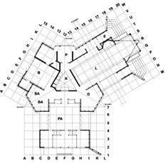 Rudolph Schindler's Packard House of 1924