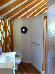 1000 images about Yurt Bathroom Ideas on Pinterest