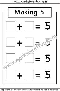 Students practice ordering numbers from least to greatest