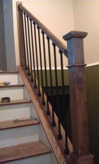railing on Pinterest | Iron Railings, Home Depot and Railings
