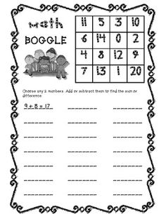 This set includes twelve multiplication word problems. For